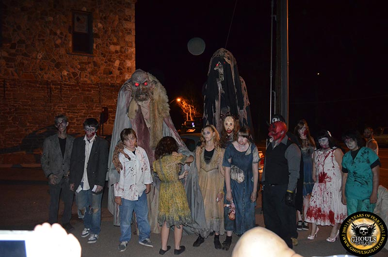 colorado springs haunted house