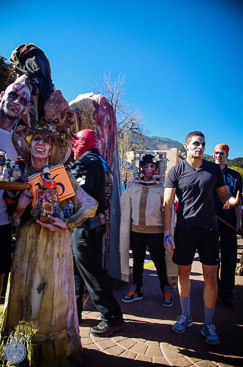 Haunted Houses in Colorado Springs
