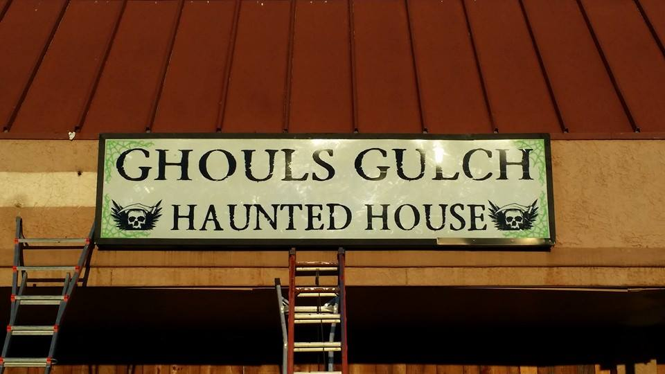 Colorado Springs Haunted Houses