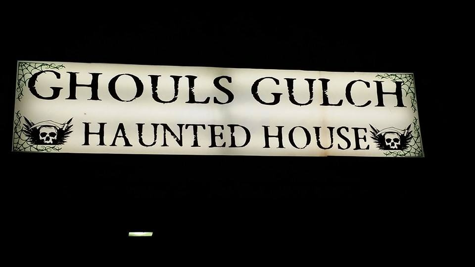 ghouls gulch haunted house